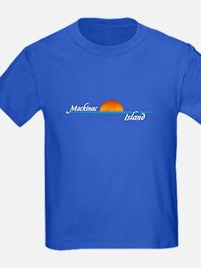 Mackinac Island Sunset T
