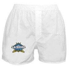 Lacrosse Is My Life Boxer Shorts