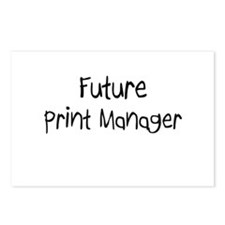 Future Print Manager Postcards (Package of 8)