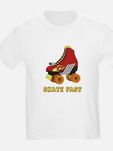 Skate Fast  T-Shirt