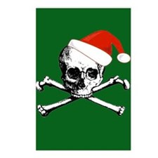 Pirate Holiday Postcards (Package of 8)