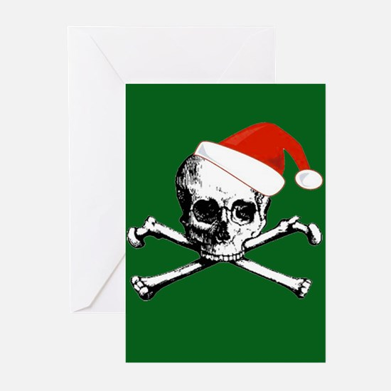 Pirate Holiday Cards (Pk of 20)