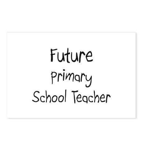 Future Primary School Teacher Postcards (Package o