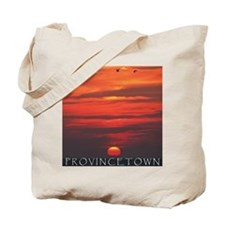 PTown Sunset Tote Bag