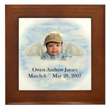Owen Framed Tile