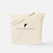 Small Footprint Tote Bag