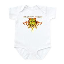 I'm On The Prowl Infant Bodysuit
