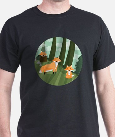 Unique Countryside T-Shirt