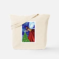 Christmas Fairy Tote Bag