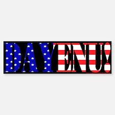 Dayenu! Bumper Bumper Bumper Sticker