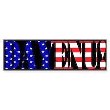 Dayenu! Bumper Bumper Sticker