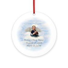 Holden Ornament (Round)