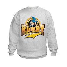 Rugby My Game Sweatshirt