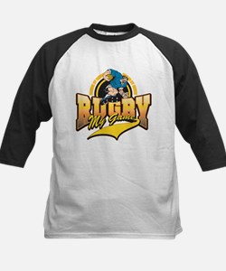 Rugby My Game Tee