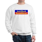 Anti-Bush Republican Sweatshirt