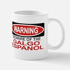GALGO ESPANOL Small Mugs