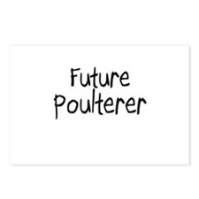 Future Poulterer Postcards (Package of 8)
