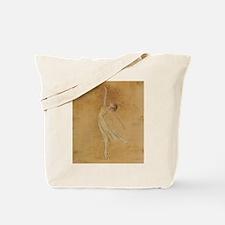 Elegance Ballet Tote Bag