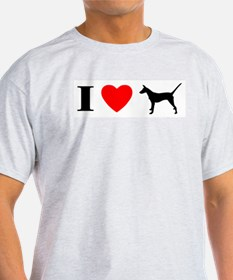 I Heart Smooth Podengo T-Shirt