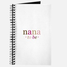 Nana to be (fun) Journal