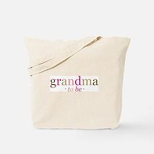 Grandma to be (fun) Tote Bag