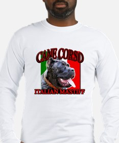 Cane Corso Italian Mastiff Long Sleeve T-Shirt