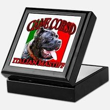 Cane Corso Italian Mastiff Keepsake Box