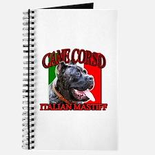 Cane Corso Italian Mastiff Journal