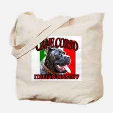 Cane Corso Italian Mastiff Tote Bag