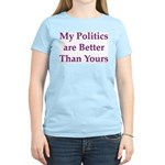 My Politics Women's Light T-Shirt