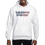 Iraq & a Hard Place #2 Hooded Sweatshirt