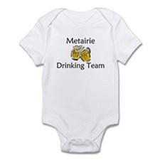 Metairie Infant Bodysuit