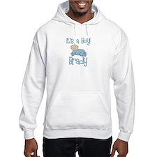 Brady's - It's a Boy Hoodie