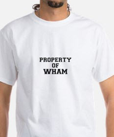 Property of WHAM T-Shirt