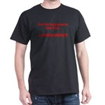 Is Nothing Sacred? Dark T-Shirt