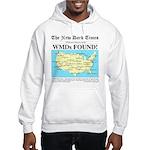 WMD Map Hooded Sweatshirt