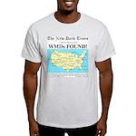 WMD Map Light T-Shirt