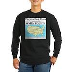 WMD Map Long Sleeve Dark T-Shirt