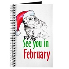 See you in February Journal