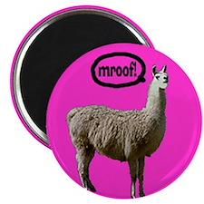 Cute Llama Magnet