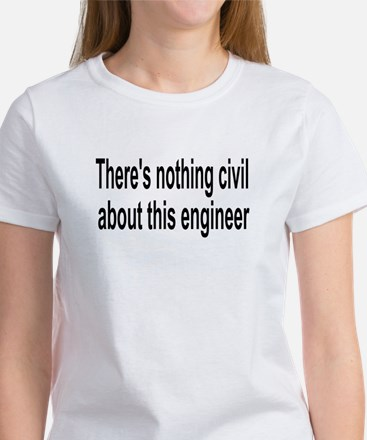 Civil Engineer Women's T-Shirt