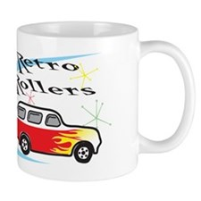 Vintage Trailer Mugs Mug