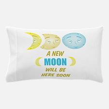 New Moon Pillow Case