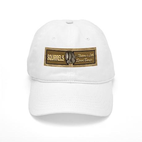 Squirrels... Natures Little S Cap