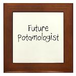 Future Potamologist Framed Tile