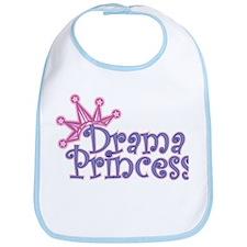 Drama Princess Bib