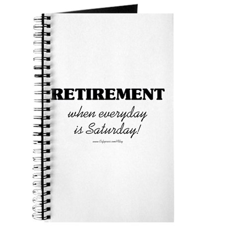 Retirement Weekend Journal