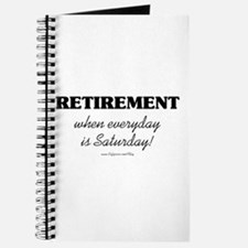 Retirement Weekend Journal