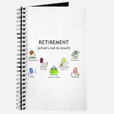 Retirement Love Journal
