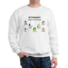 Retirement Love Sweatshirt